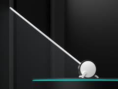Lampada da tavolo a LED fatta a mano in alluminioVARA | Lampada da tavolo - HOLY TRINITY