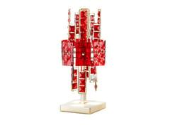 Lampada da tavolo in cristalloCRYSTALLINE | Lampada da tavolo - IDL EXPORT