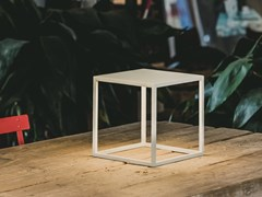 Lampada da tavolo a LED in metalloBLANCOWHITE C1/R3 | Lampada da tavolo - SANTA & COLE NEOSERIES