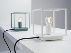 Lampada da tavolo in ferroBOX | Lampada da tavolo - ZAVA
