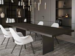 Tavolo da pranzo rettangolare in legnoALFRED   Tavolo - OLIVIERI