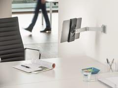 Supporto per tablet orientabile da pareteTABLET HOLDER WALL ARM - DURABLE HUNKE & JOCHHEIM