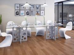 Tavolo rettangolareTABULA PERFORARE | Tavolo rettangolare - CO33