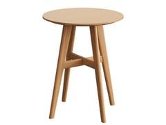 Tavolino rotondo in rovereSK-TAG 3 - PAGED MEBLE