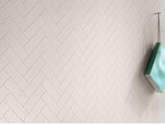 Pavimento/rivestimento in gres porcellanato effetto tessutoTAILORART LIGHT - CERAMICA SANT'AGOSTINO