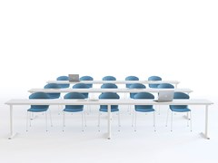 Tavolo da riunione pieghevoleTALENT | Tavolo da riunione - ACTIU