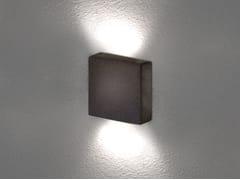 Lampada da parete / lampada da soffitto in alluminioTango K-H (interior) - BEL-LIGHTING