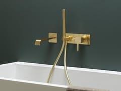 Set vasca a muro con doccetta TAORMINA   Set vasca - Taormina