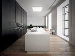 Lampada da parete / lampada da soffitto in alluminio e vetroTARA MAXI - LINEA LIGHT GROUP