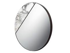 Specchio in marmo a parete TAREG -