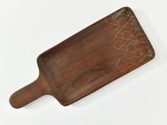 Tagliere rettangolare in legno con manicoTARKASHI | Tagliere con manico - ORVI DESIGN STUDIO