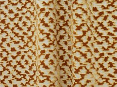Tessuto jacquard in viscosa con motivi graficiBOUKHARA - LELIEVRE