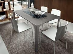 Tavolo allungabile da pranzo in Fenix-NTM®TAURUS | Tavolo allungabile - IDEAS GROUP
