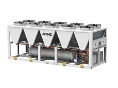 Refrigeratore ad acqua / Refrigeratore ad ariaTBG - AERMEC