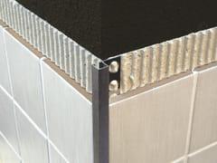 Profilo paraspigolo in alluminioTDP - GENESIS