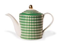 Teiera in porcellanaCHESS | Teiera - POLS POTTEN