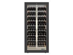 Cantinetta frigo da incasso in alluminio con illuminazioneTECA B 12 - EXPO