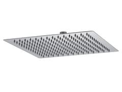 Soffione doccia a pioggia quadrato TECH 01 | Soffione doccia - Tech