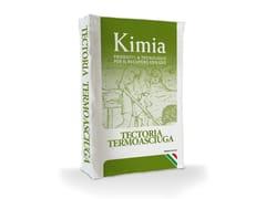 Malta per intonaci termo-deumidificantiTECTORIA TERMOASCIUGA - KIMIA