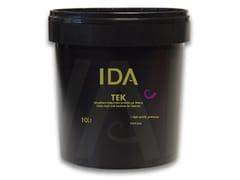 Idropittura lavabile, traspirante per interniTEK - IDA