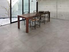 Pavimento/rivestimento in gres porcellanato effetto pietra TEKNOSTONE - SMOKE - TEKNOSTONE