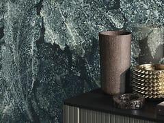 EmilCeramica, TELE DI MARMO REVOLUTION VERDE Pavimento/rivestimento in gres porcellanato effetto marmo