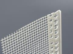 Profilo paraspigolo in PVCTERMINALE PVC - BIEMME