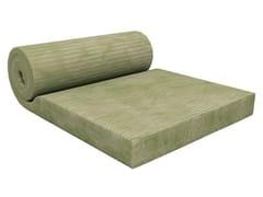 Pannello termoisolante / pannello fonoisolante e fonoassorbente in lana di vetroTERMOLAN® GREEN 38 N ROLL - TERMOLAN
