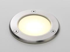 Segnapasso a LED a pavimento in acciaio inoxTERRA 90 LED - ASTRO LIGHTING
