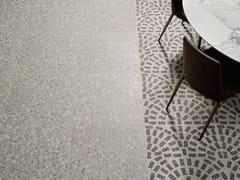 Pavimento in gres porcellanatoTERRAZZO - CERAMICHE COEM