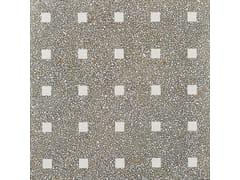 Pavimento in gres porcellanatoTERRAZZO CARRE' BETON MINI - CERAMICHE COEM