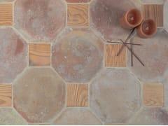 Cotto Etrusco, TERRACOTTA NATURALE Pavimento/rivestimento in cotto per interni ed esterni