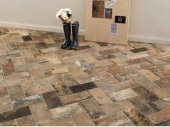 Pavimento/rivestimento in gres porcellanato effetto cottoTERRE NUOVE WARM - CERAMICA SANT'AGOSTINO