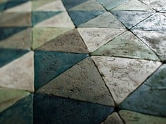 Cotto Etrusco, TERRE OSSIDATE Pavimento/rivestimento in cotto per interni ed esterni