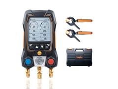 Testo, TESTO 550s Manifold digitale smart con sonde termometriche