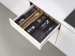 Divisorio per cassetti cucina in MDFTETRIX EVOLUTION GOLD - D.D.L.