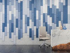 Pannello acustico a pareteTETRYS BY CELENIT | Pannello acustico a parete - ISOLDESIGN