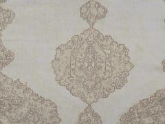 Tessuto double face in seta e cotone con motivi graficiTHAR - KOHRO
