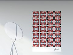 Decorazione adesiva a motivi in PVCTHE FOREST | Poster - PPPATTERN