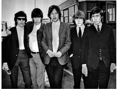 Stampa fotografica THE ROLLING STONES NEL 1965 - ARTPHOTOLIMITED