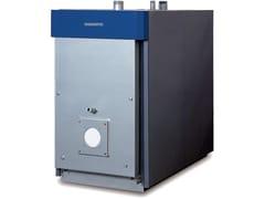 Caldaia a gas in acciaio inoxTHE/TG 3S - THERMITAL