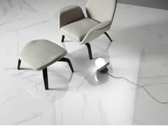 Pavimento/rivestimento in gres porcellanato effetto marmo THEMAR STATUARIO VENATO - Themar