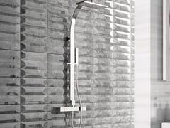 Rivestimento tridimensionale in ceramica a pasta bianca THEMAR WALL CULT GIRIGIO SAVOIA - Themar