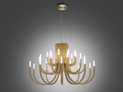 Lampadario a LED in ferroTHEPALM 5190/30 - ALMA LIGHT