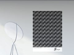 Decorazione adesiva optical in PVC THUNDERBOLT | Poster - PPPATTERN