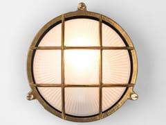 Applique per esterno a LED in ottone e vetroTHURSO ROUND - ASTRO LIGHTING