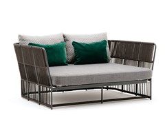 Letto da giardino in alluminio verniciato a polvereTIBIDABO COMPACT DAYBED | Letto da giardino - VARASCHIN