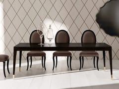 Tavolo allungabile in legno TIGRANA CLASSIC | Tavolo rettangolare -