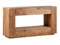 Consolle rettangolare in legno masselloTIKKA - ARREDIORG