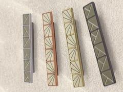 Maniglia per mobili in metalloTILES | Maniglia per mobili - BRL METAL DESIGN